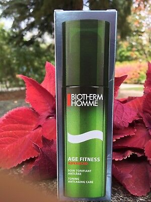 Biotherm Homme Age Fitness Advanced Toning Anti-aging Men care 50ml/1.69oz