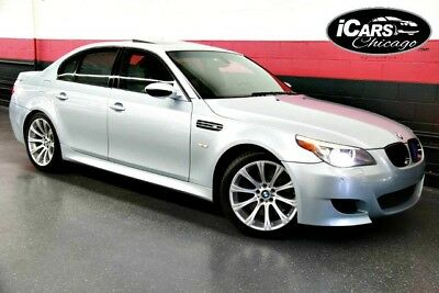 2006 BMW M5 Base Sedan 4-Door 2006 BMW M5 Navigation $88,965 MSRP Low Miles Comfort Access Serviced WoW