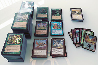 MTG Mercadian Masques Block with Rares and Foils - Personal Collection