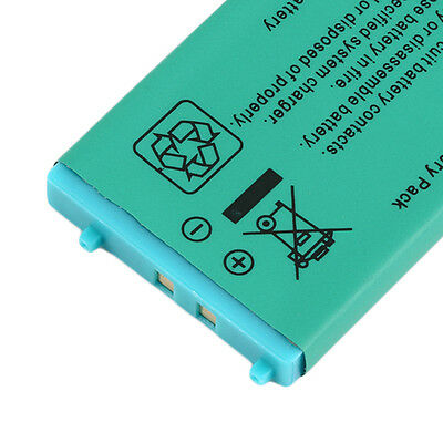 Rechargeable Battery for Nintendo Game Boy Advance SP Systems + Screwdriver MN