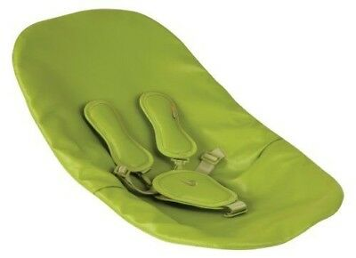 bloom Bloom Coco Baby Lounger Seat Pad Gala Green (Leatherette)