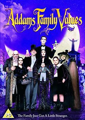 Addams Family Values [1993] [DVD] - DVD  2DVG The Cheap Fast Free Post