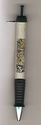 Leopard Big Cat Wild Animal Wildlife Ball Point Photo Ink Pen