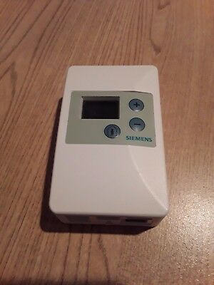 Siemens QPA2284.FWSC CO2/Temp/Humidity Full Feature Sensor