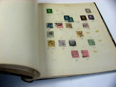 CEYLON, STRAIT SETTLEMENTS, HONG KONG &, Excellent OLD Remainder Stamp Collectio