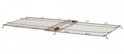 Richell Medium Expandable Pet Crate Wire Top