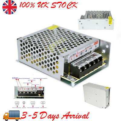 DC 12V 30A 360W Universal Regulated Switching Power Supply for LED Strip CCTV
