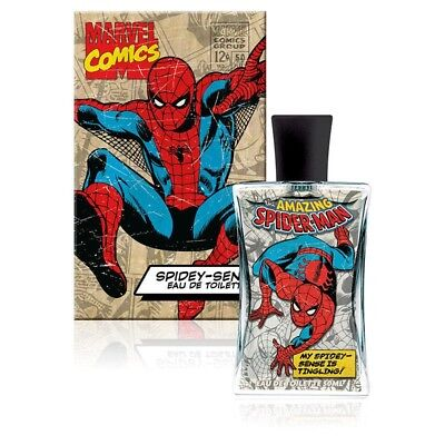 Colonia Spiderman Marvel