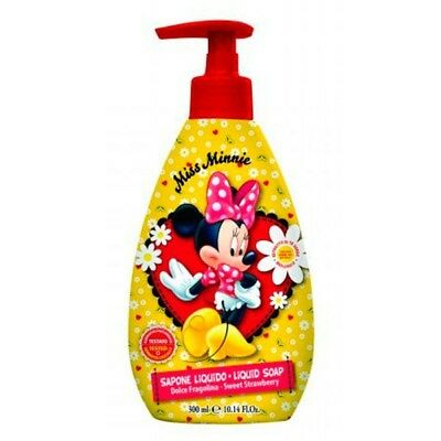 Jabon manos Minnie Mouse Disney