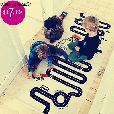 Children Bedroom Rugs Adventure Carpet And Home Decor With Simple Color