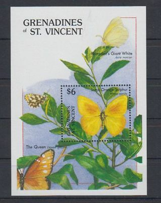 A32. St. Vincent - MNH - Nature - Animals - Insects - Butterflies