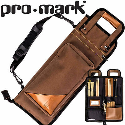 Promark Transport Deluxe Drum Stick Bag Holds 12 pairs TDSB