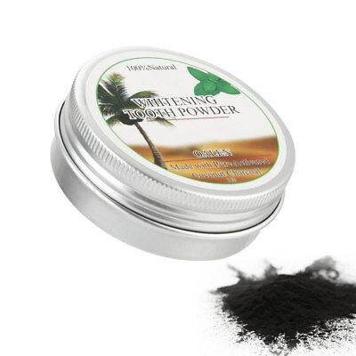 Utility Teeth Whitening Activated Coal Off Pure Coco Whitening Tooth Powder 15g