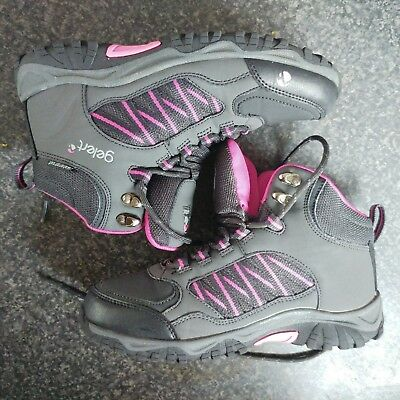 Girls hiking boots size 4