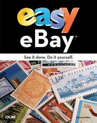 Easy eBay by Miller, Michael Paperback Book The Cheap Fast Free Post
