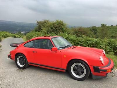 1985 Porsche 911 3.2 Sport Coupe, SOLD, best buyer of 3.2 911's, please call