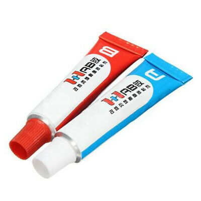 2pcs/set AB Epoxy Glue Clear Strong Adhesive Resin Plastic Glass Home Supplies