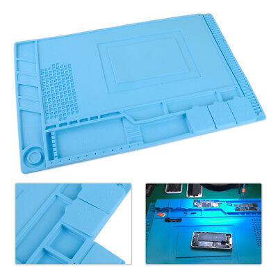 Heat Insulation Silicone Pad Mat for Phone Repair  Maintenance Heat Solder