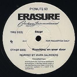 Erasure - Crackers International - Mute - 1988 #749022