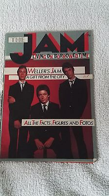 The Jam memorabilia 15 cm x 21 cm Magazine of Facts, Figures and Photos