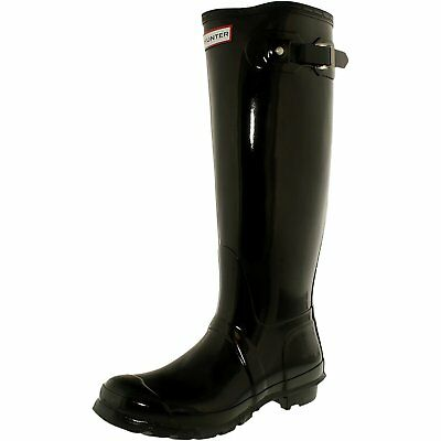 Hunter Women's Original Tall Knee-High Rubber Rain Boot