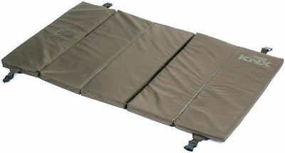 Nash KNX 5 Fold Unhooking Mat For Carp Fishing T4302 Brand New 2017 Model