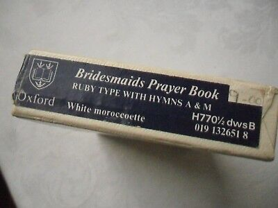 Vintage Bridesmaids Prayer Book