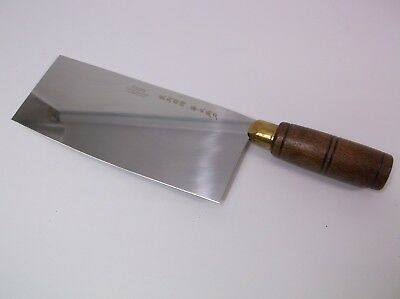 Dexter 8 X 3.25 inch Chinese Chef Knife Cleaver Style Squared Razor Sharp-Second