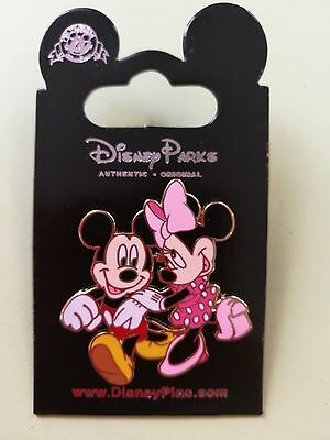 Disney Trading pins Mickey Mouse i love you Minnie Mouse