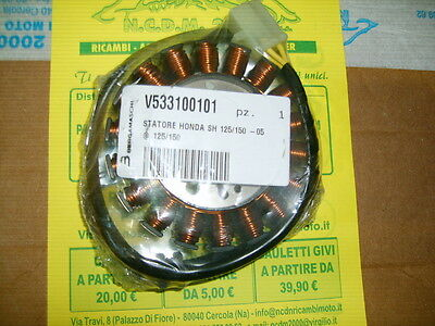 Estator Honda Dylan 125/150 A Carburador Año 02-05 533100101