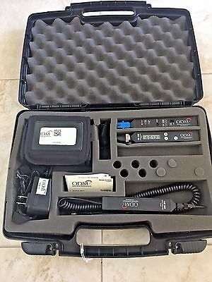 ODM VIS-300 Fiber Optic Video Inspection Scope, RP450 TP220 Charger Case more