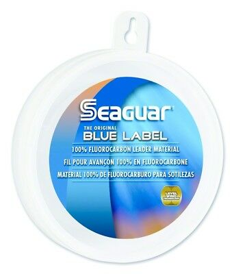 Seaguar 30FC100 Blue Label Flourocarbon Leader Material 30Lb 100Yds Fishing Line