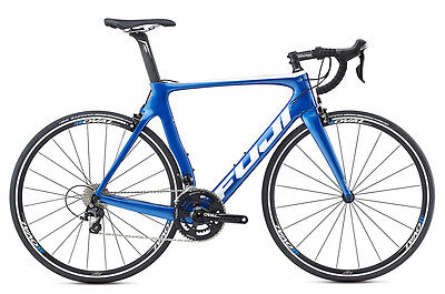 2017 Fuji Transonic 2.7 Carbon Road Race Bike 105 54cm NEW!