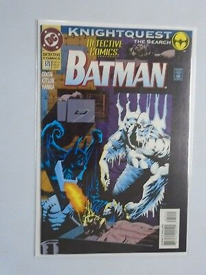 Detective Comics (1937 1st Series) #670 - 8.0 VF - 1994