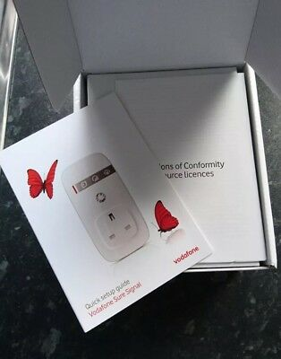 Brand New Boxed Vodafone sure signal v3 Signal Booster