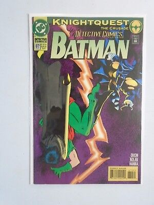 Detective Comics (1937 1st Series) #672 - 8.0 VF - 1994