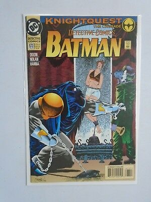 Detective Comics (1937 1st Series) #673 - 8.0 VF - 1994