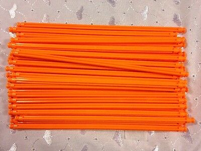 Knex Ripping Rocket Roller Coaster Replacement Part Rods 35 Pieces