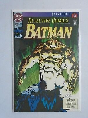 Detective Comics (1937 1st Series) #666 - 8.0 VF - 1993