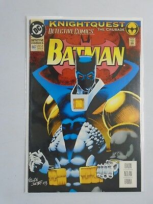 Detective Comics (1937 1st Series) #667 - 8.0 VF - 1993