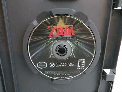 Legend of Zelda Collector's Edition (Nintendo GameCube, 2003) disc only loc373