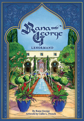 NEW Rana George Lenormand Cards Deck Callie L. French
