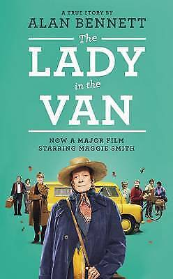 """VERY GOOD"" The Lady in the Van, Bennett, Alan, Book"