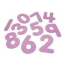 Tickit Silishapes Trace Numbers Pink Shapes Counting Maths Educational Kids