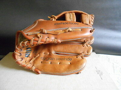 "!!! An Original ""franklin.""  American ""baseball"" Catchers Glove/mitt ?.  . !!!"