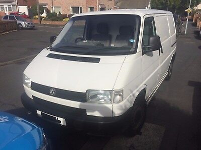 2002 (02) Volkswagen transporter t4 panel van 888 special SWB up & over door