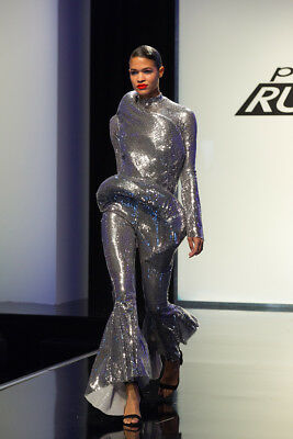 Project Runway Season 16 Ep. 9 Character Couture Designed by Michael