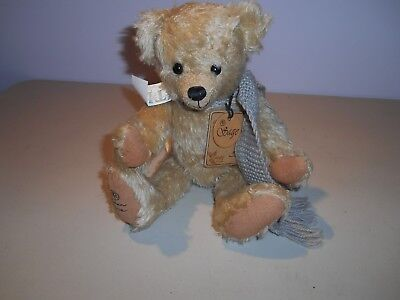 ROBIN RIVE BEAR 'SAGE' Limited Edition - 104 of 300 Collector's item - With Tags