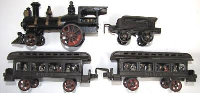 Ives Whist cast iron train 1902