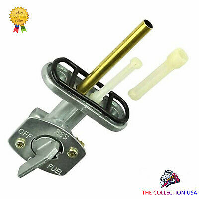 Suzuki LTZ 250 LTZ250 Fuel Gas Petcock Valve Switch Pump ATV Quad Four Wheeler